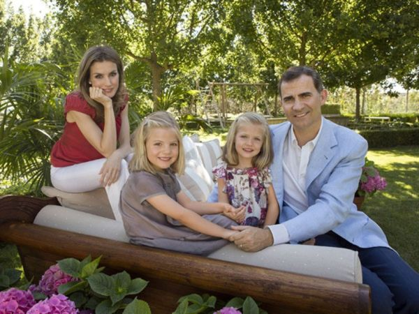 Στο σπίτι της βασιλικής οικογένειας της Ισπανίας | imommy.gr