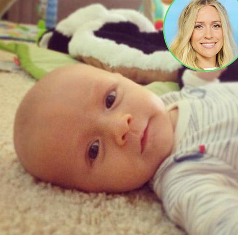 Η Κριστίν Καβαλάρι μάς συστήνει το μωράκι της! | imommy.gr