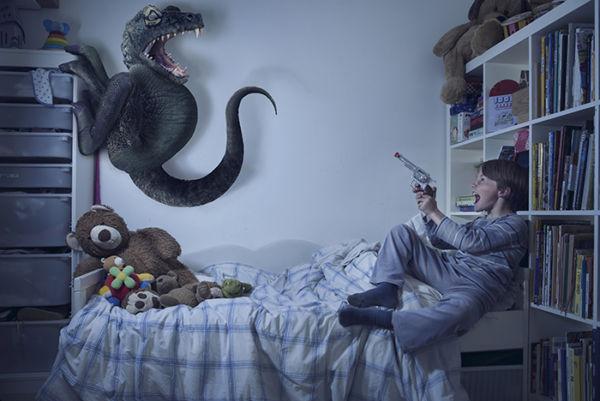Όταν τα παιδιά νικούν τα… τέρατα της νύχτας! | imommy.gr