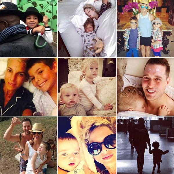 Χόλιγουντ: Τα οικογενειακά στιγμιότυπα της εβδομάδας | imommy.gr