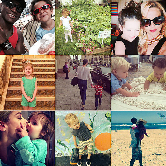 Hollywood report: Τα πιο χαριτωμένα στιγμιότυπα των μικρών σταρ | imommy.gr
