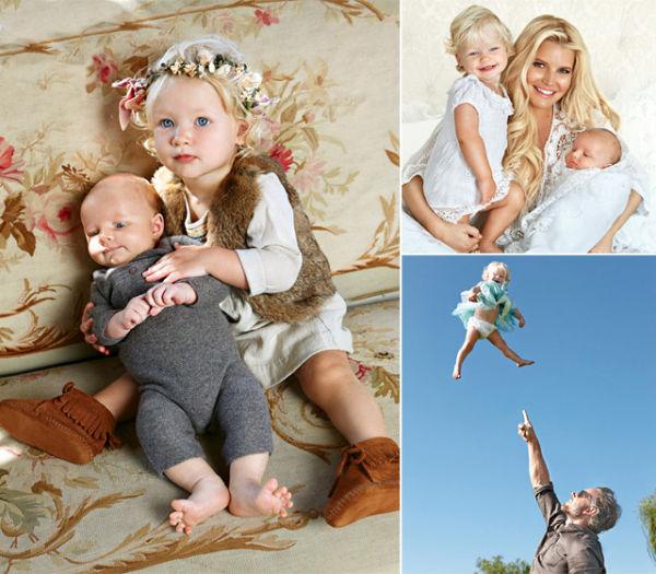 Το οικογενειακό άλμπουμ της Τζέσικα Σίμπσον | imommy.gr