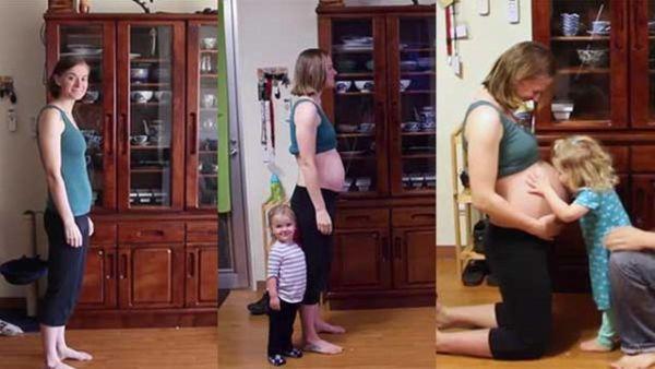 Βίντεο: 9 μήνες εγκυμοσύνης σε 2 λεπτά! | imommy.gr