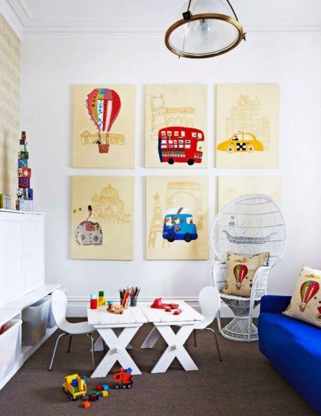 Παιδικό δωμάτιο: πώς επηρεάζουν τα χρώματα του την ψυχολογία των παιδιών; | imommy.gr