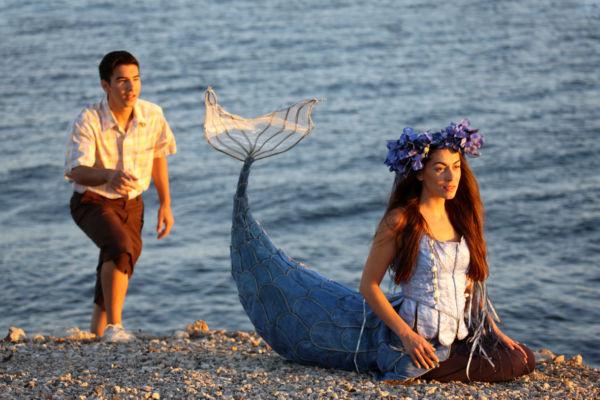 «Η Γοργόνα και το θαλασσάκι» | imommy.gr