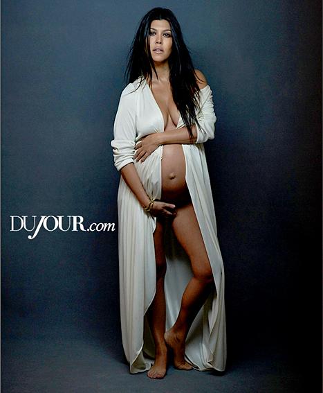 Κόρτνεϊ Καρντάσιαν: Έγκυος σε γυμνή φωτογράφιση! | imommy.gr