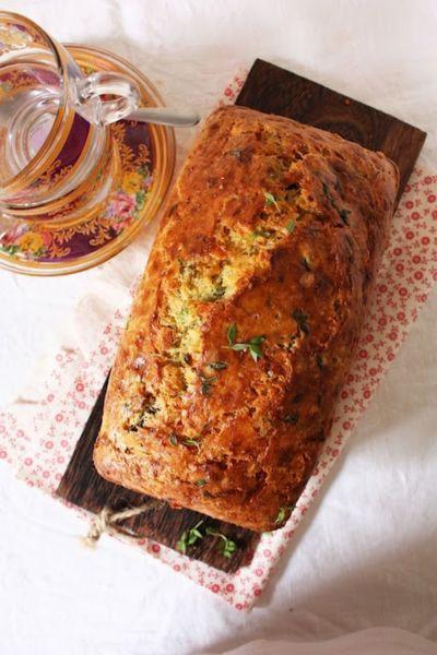 Εύκολο και λαχταριστό αλμυρό κέικ! | imommy.gr