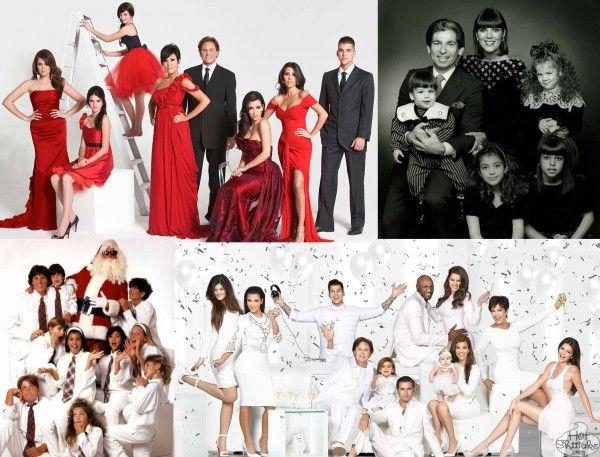 Xmas Spirit: Η οικογένεια Καρντάσιαν μέσα στα χρόνια | imommy.gr