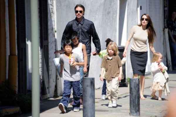 Γιατί η Angelina ντύνει την κόρη της σαν αγόρι; | imommy.gr