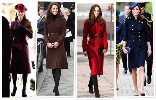 Κέιτ Μίντλετον: Οι πιο ωραίες εμφανίσεις με παλτό | imommy.gr