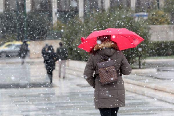 Επιδείνωση του καιρού με χιόνια και στην Αττική από την ερχόμενη εβδομάδα | imommy.gr