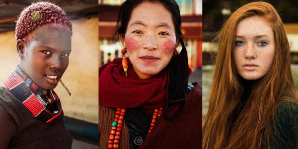 Εικόνες: Η γυναικεία ομορφιά σε όλο τον κόσμο   imommy.gr