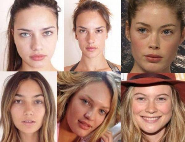 Βίντεο: Οι Άγγελοι της Victoria's Secret χωρίς μακιγιάζ! | imommy.gr