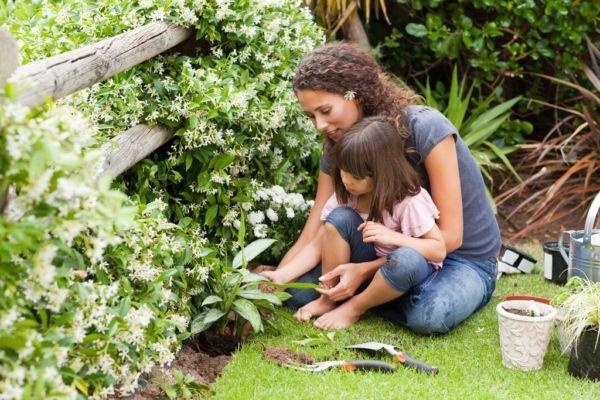 Φτιάξτε έναν κήπο ή μια βεράντα που θα κάνει τα παιδιά να αγαπήσουν την κηπουρική και τη φύση   imommy.gr