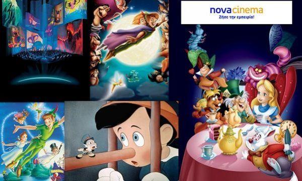 Oι κλασσικές ταινίες της Disney στα κανάλια Novacinema | imommy.gr