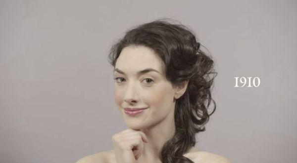 Βίντεο: 100 χρόνια γυναικείας ομορφιάς σε 1 λεπτό! | imommy.gr