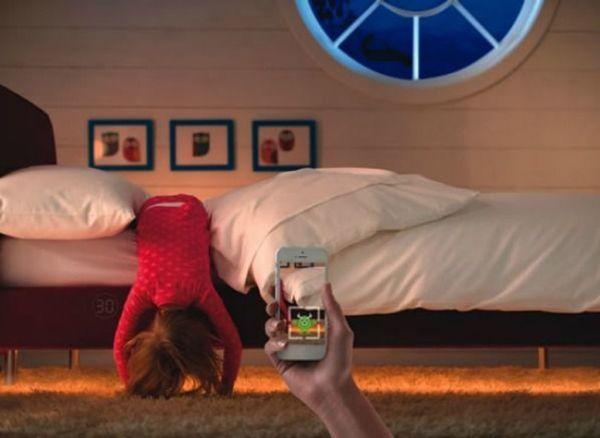 Το έξυπνο κρεβάτι που «διώχνει» το μπαμπούλα | imommy.gr