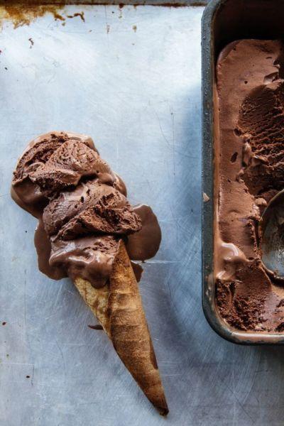 Λαχταριστό σπιτικό παγωτό σοκολάτα σε 10′ | imommy.gr