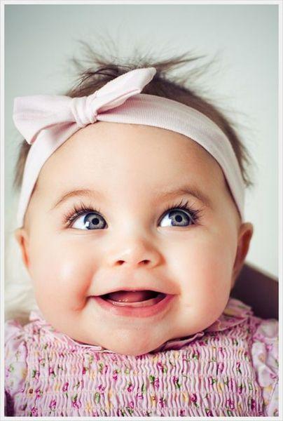 Γιατί όλα τα μωρά γεννιούνται με μπλε μάτια; | imommy.gr