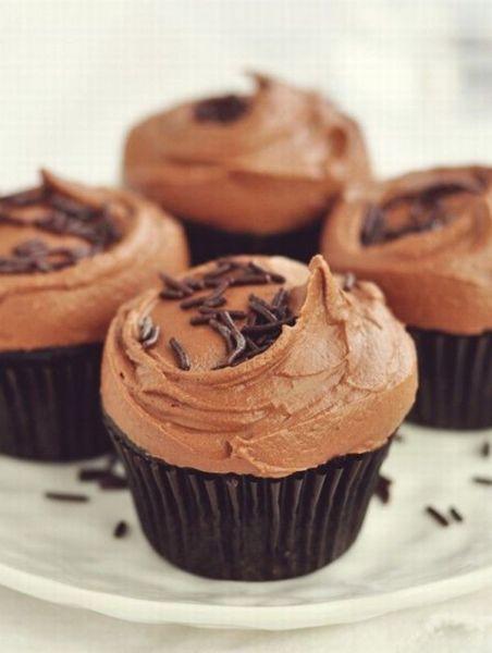 Λαχταριστά cupcakes με κακάο | imommy.gr