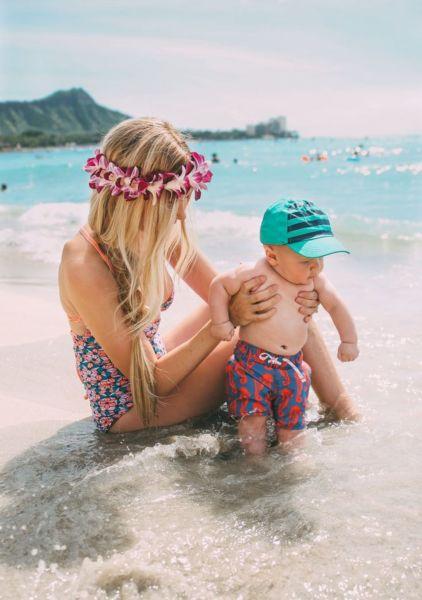 Από ποια ηλικία μπορεί να κάνει μπάνιο ένα μωρό; | imommy.gr