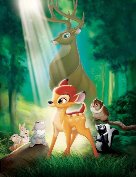 «Μπάμπι το Ελαφάκι»: Μια παιδική ταινία για τον κύκλο της ζωής! | imommy.gr