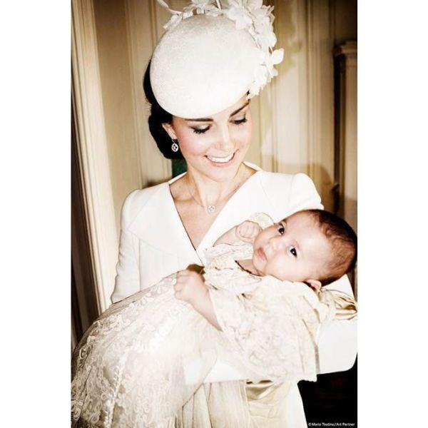 The Royals: Η βάφτιση της πριγκίπισσας Σάρλοτ | imommy.gr