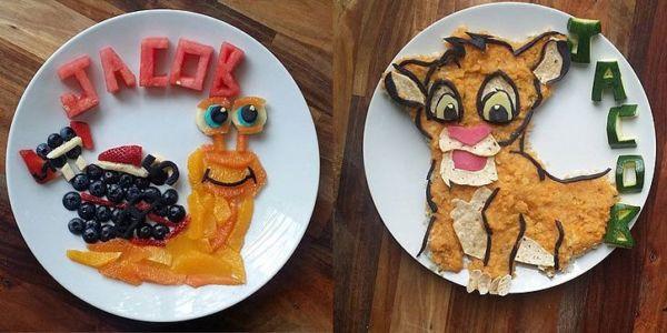 Εικόνες: Απίθανα πιάτα για παιδιά | imommy.gr
