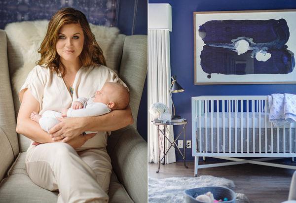 Τίφανι Τίσεν: Στο βρεφικό δωμάτιο του μωρού της | imommy.gr