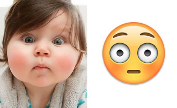10 αξιολάτρευτα μωρά που είναι ολόιδια με Emojis | imommy.gr