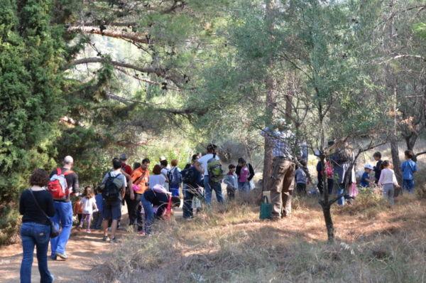 Γνωριμία με το Αισθητικό Δάσος Υμηττού! | imommy.gr