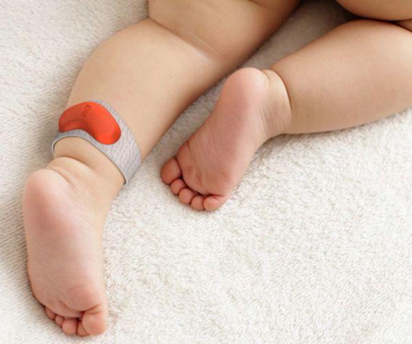 Ένα έξυπνο μόνιτορ για μωρά που …«φοριέται»: Sproutling's Wearable Baby Monitor | imommy.gr