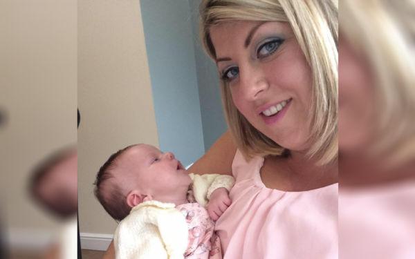 Μαρτυρία: «Μην αφήνετε κανέναν να φιλά το νεογέννητο μωρό σας» | imommy.gr