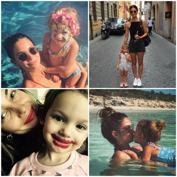 Λίλι Άλντριτζ: Οι πιο όμορφες στιγμές με την κόρη της | imommy.gr