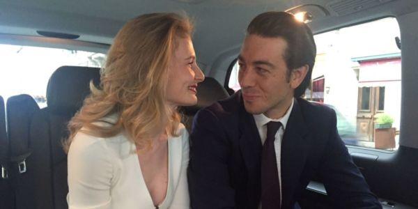 O γάμος της Εκατερίνα Ριμπολόβλεβα στον Σκορπιό | imommy.gr