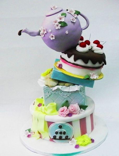 Make my Cake: η φαντασία γίνεται γλυκιά πραγματικότητα | imommy.gr