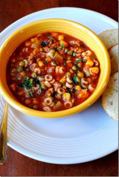 Η πιο νόστιμη σούπα μινεστρόνε! | imommy.gr
