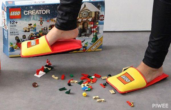 Οι παντόφλες της Lego είναι γεγονός! | imommy.gr