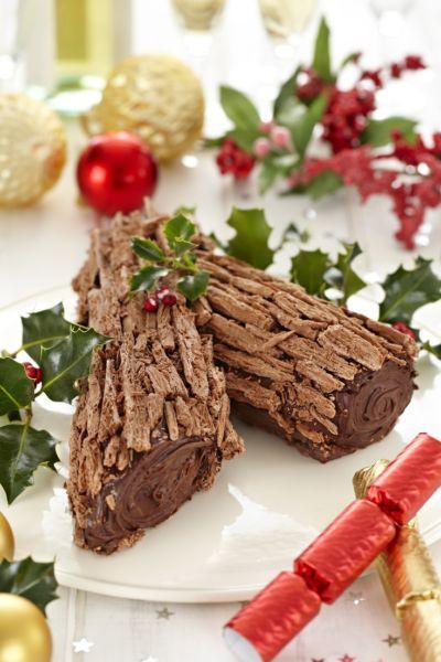 Χριστουγεννιάτικος κορμός σοκολάτας | imommy.gr