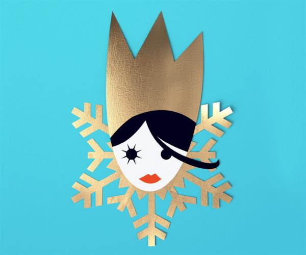 Η Βασίλισσα του Χιονιού στη Στέγη | imommy.gr