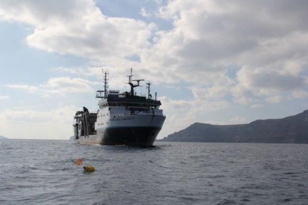 Σαντορίνη: Μελετώντας την «καρδιά» του πιο αινιγματικού ηφαιστείου στον κόσμο   imommy.gr