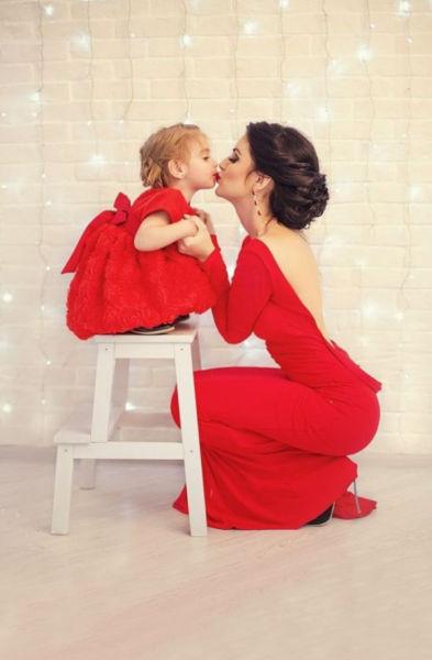 Μαμάδες και κόρες ολόιδια ντυμένες   imommy.gr