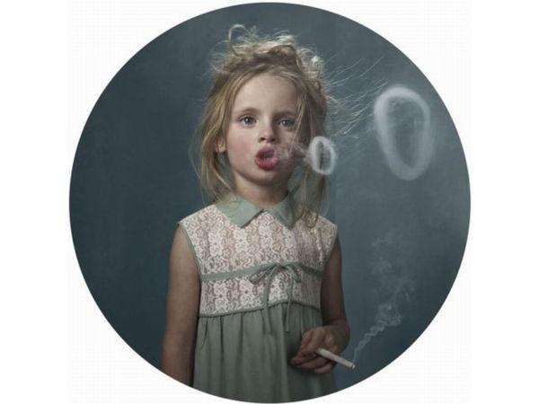 Ένα φωτογραφικό άλμπουμ σοκ για τα παιδιά και το κάπνισμα! | imommy.gr