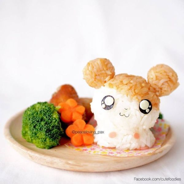 Food art με ρύζι: μια μαμά δημιουργεί! | imommy.gr