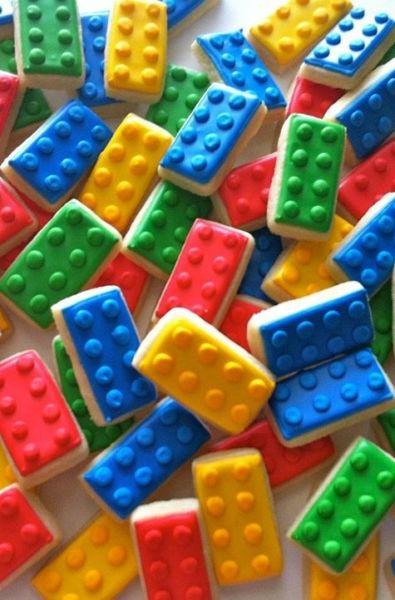 Φτιάξτε μόνες σας σπιτικά μπισκότα LEGO! | imommy.gr