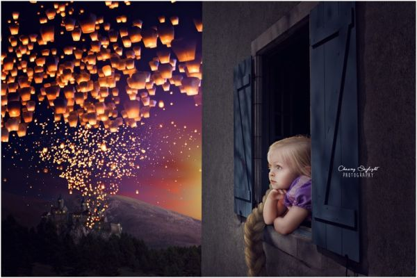 Φωτογράφος μαμά δημιουργεί εκπληκτικές εικόνες παιδιών με την βοήθεια του photoshop | imommy.gr