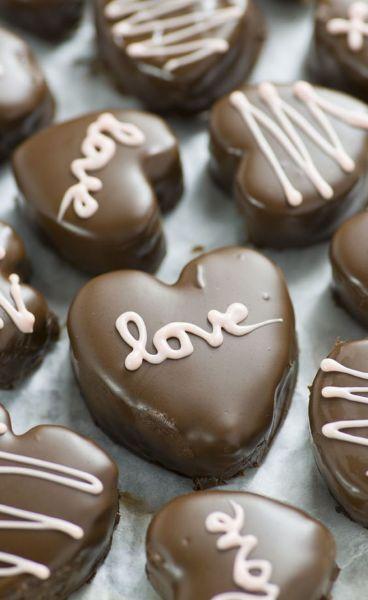 Υπέροχα σοκολατάκια για τον Άγιο Βαλεντίνο με 3 μόνο υλικά | imommy.gr