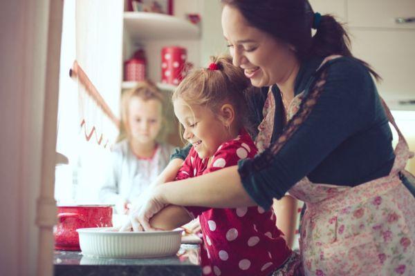 Μαγειρεύοντας παρέα με τα παιδιά!   imommy.gr