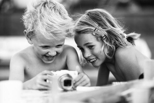 Εικόνες: Πολύτιμες στιγμές από μία άνευ όρων φιλία | imommy.gr