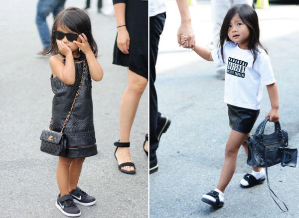 Γνωρίστε την πιο μικρή fashionista του πλανήτη! | imommy.gr